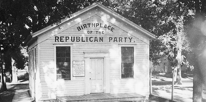 History Of The Republican Party Alabama Republican Party